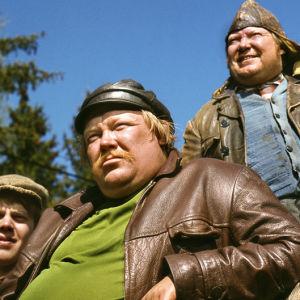 Rummukaisen veljekset tv-elokuvasta Siunattu hulluus.