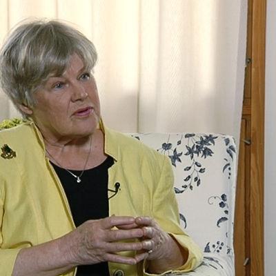 Elisabeth Rehn.