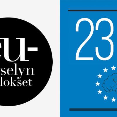 MOT:n EU-kyselyn tulokset: vain 23 prosenttia luottaa EU:hun