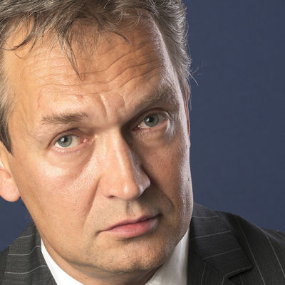 kirjailija Asko Sahlberg
