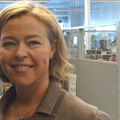 Andrea Hasselblatt.