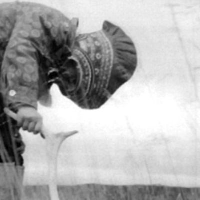 Samiskt barn, Yle 1972