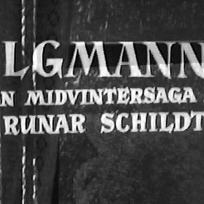 Plansch för galgmannen, Yle 1961