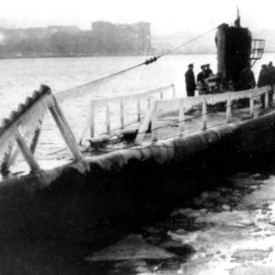 Ubåten Vetehinen, 1930-tal