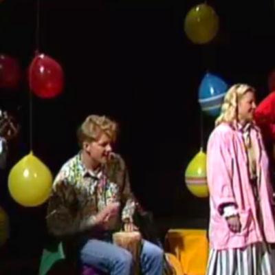 Gruppen Apa sjunger, Yle 1987