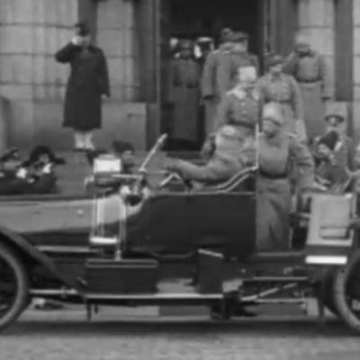 Tsar Nikolaj II i Helsingfors