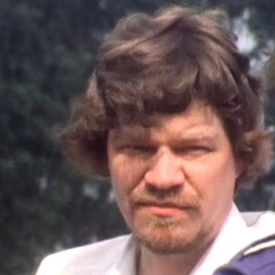 M. A. Numminen på Pori Jazz, 1982