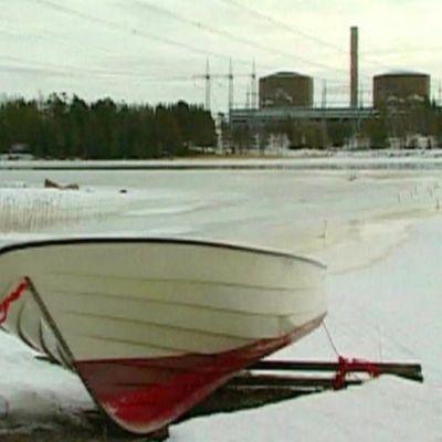 Lovisa kärnkraftverk, 1991