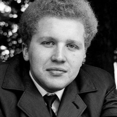 viulisti Oleg Kagan