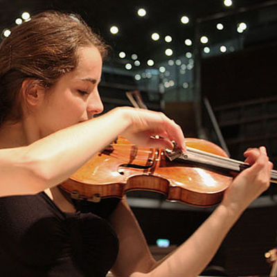 viulisti Alina Pogostkina