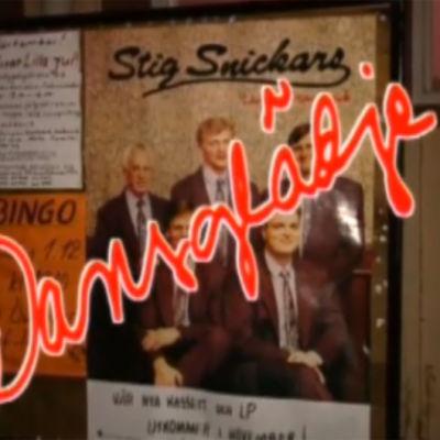 Regionalen om dansbanor, 1992