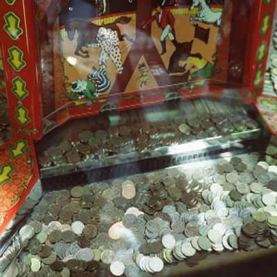 Kolikoita rahapelissä