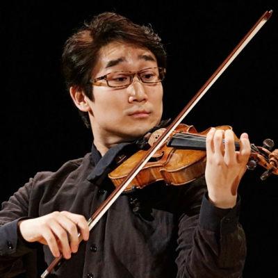 Viulisti Xiao Wang Sibelius-viulukilpailussa 2015.