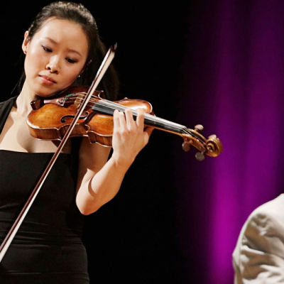 Elly Suhn pianistina Sibelius-viulukilpailussa 2015 on ollut Juhani Lagerspetz.