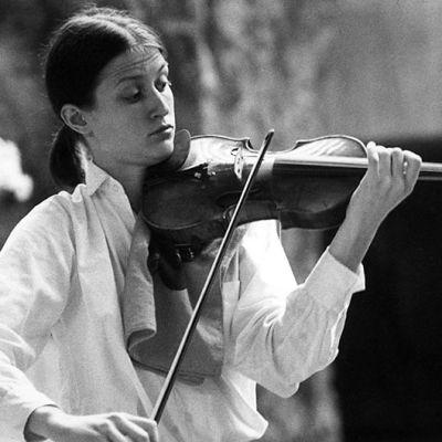 viulisti Viktoria Mullova