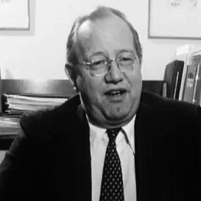 Jan-Magnus Jansson i svartvitt från år 1977.