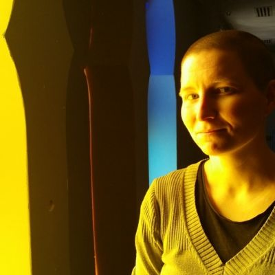 Valosuunnittelija Saija Nojonen.