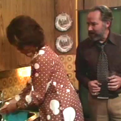 Christina Indrenius-zalewski och Elmer Green, Yle 1976