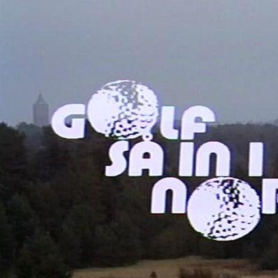 golf så in i norden, 1982