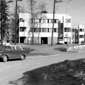 Bil och höghus, Yle 1969