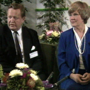 martti ahtisaari, elisabeth rehn, 1994