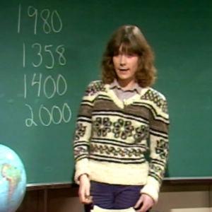 Om skottdagar, 1980