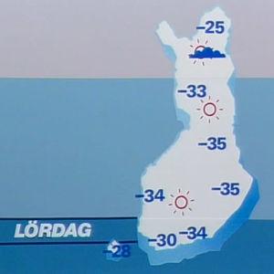 Köld i Finland, 1987