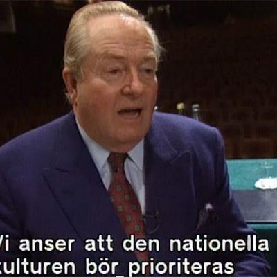 Jean-Marie Le Pen, Yle
