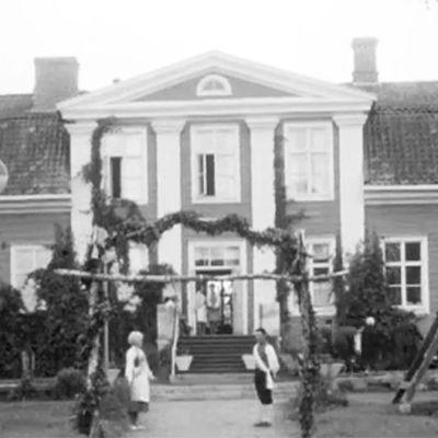 Bild på Juthbacka gård