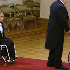 Leo-Pekka Tähti vann guld i paralympics