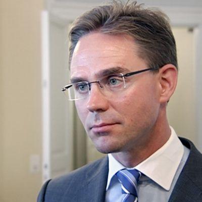 Statsminister Jyrki Katainen