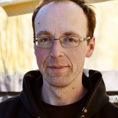 Jussi Halla-aho är nästan finlandssvensk