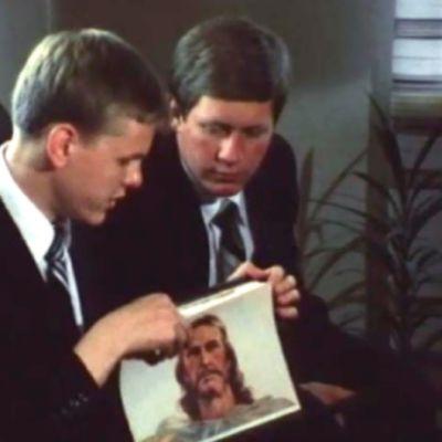 Mormonmissionärer i Jakobstad 1979