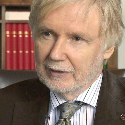 Utrikesminister Erkki Tuomioja