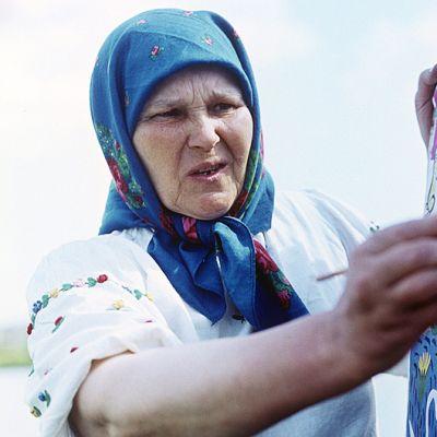 Maria Primatsjenko år 1967