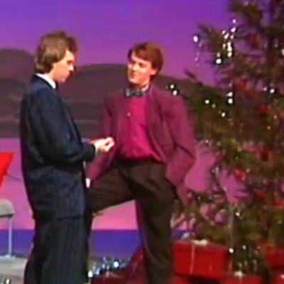 Mysig jul i Söndagsöppet