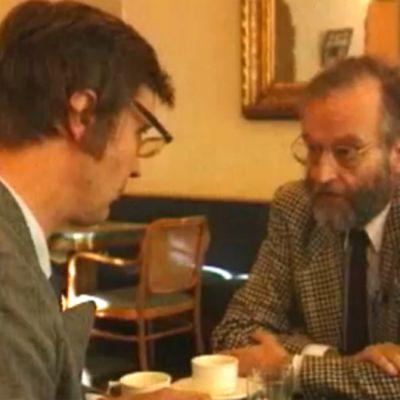Holger Spår intervjuar Seppo Heikinheimo 1992
