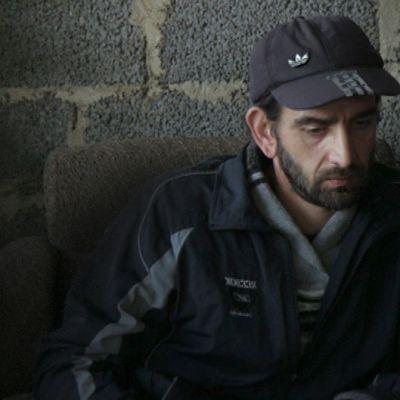 Sähkömies Mardiros Demirtjan joutui pahoinpidellyksi.