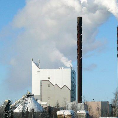 Suosiolan lämpölaitos Rovaniemellä