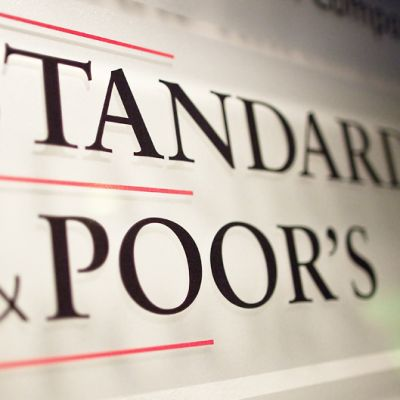 Standard & Poor's:in kyltti.