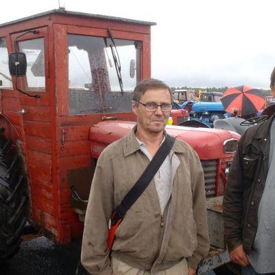 Kalevi Viitajylhä ( vas ) ja Aki Ronkainen.