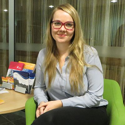 Kansanedustaja Katri Kulmuni.
