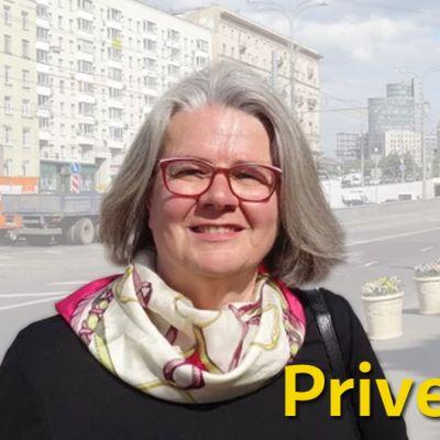 Privet! Kerstin Kronvall