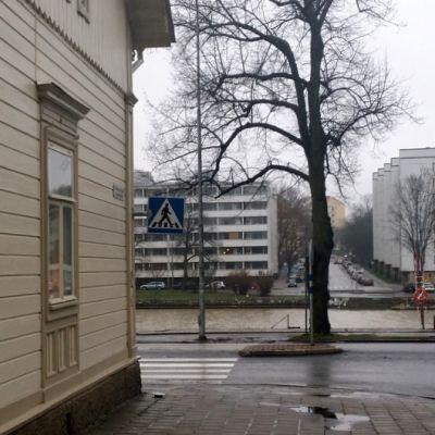 Turkuseuran tilat Sairashuoneenkatu 1:ssä.