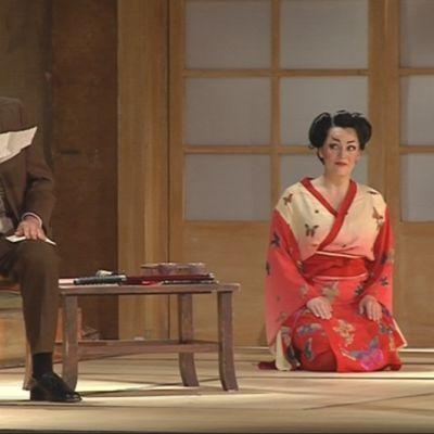 """Puccinin """"Madama Butterfly"""" on tuttu ja suosittu ooppera"""