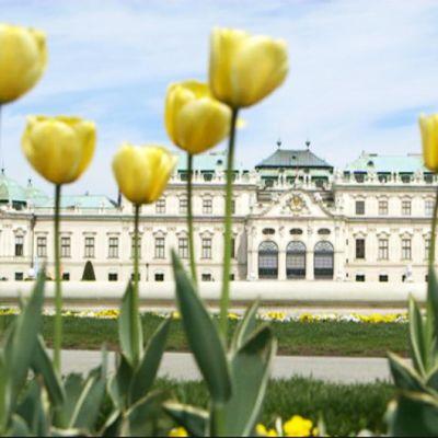 Itävalta sai itsenäisyytensä takaisin tasan 60 vuotta sitten Belvederen linnassa, Wienissä.
