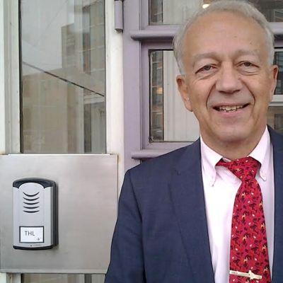 Terveyden ja hyvinvoinnin laitoksen entinen pääjohtaja Pekka Puska.
