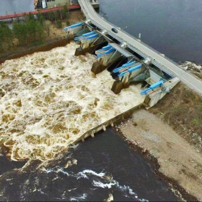 Valajaskoski on yksi Kemijoki Oy:n kuudestatoista voimalaitoksesta Kemijoen vesistöalueella.