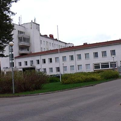 Pohjois-Kymen sairaala