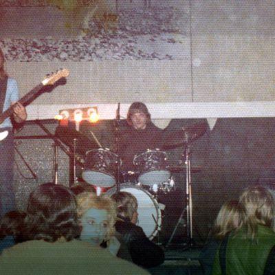Fugging Great keikalla Kemin Urheilutalolla 70-luvun alussa.